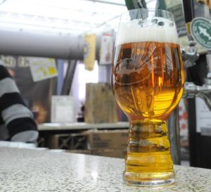 Spiegelau's IPA glass