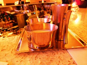 Coffee Service at Restaurant Nicholas