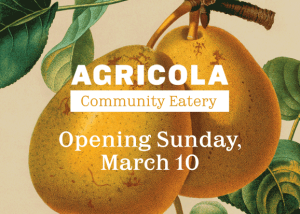 Agricola opening date