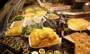 Fresh Pasta Counter at Eataly