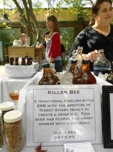 Ship Inn Killer Bee Bitter
