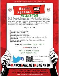March Against Monsanto logo
