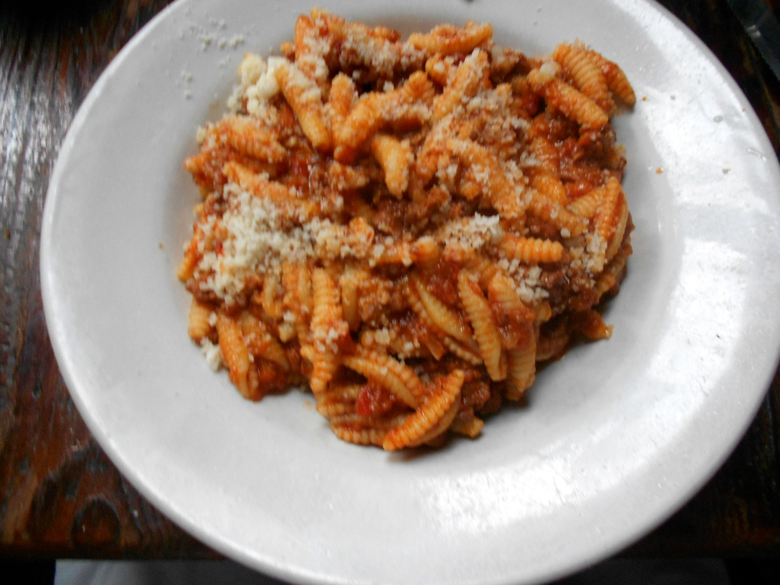 Spicy Duck Meatballs With Mint Cavatelli Recipe — Dishmaps