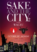 Sake-and-the-City-2 poster