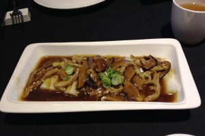 Beef with Rice Noodles, Peony Pavilion