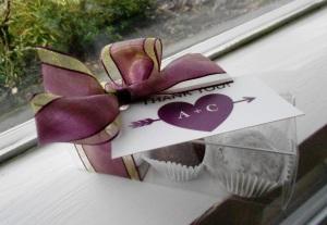 My Wedding Cookie Favors