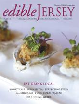 Edible Jersey cover summer 14