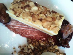 Leccese Almond Cake, Lincoln Ristorante