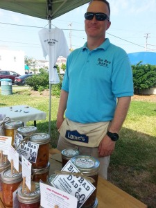 Dan Freeman of Big Bad Dad's Homemade Jams & Jellies