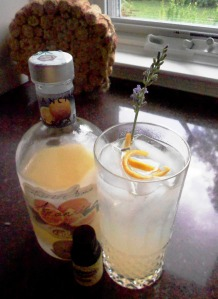 Pat's Arancino Cocktail