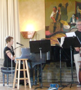 Carol Heffler Trio @ Hopewell Valley Vineyards