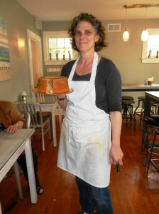 Marilyn Besner of Wildflour Bakery & Cafe
