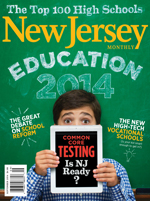 NJ Monthly cover sept 2014