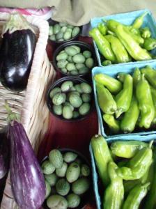 Mexican gherkins, Z Food Farm