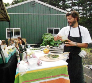Scott Anderson of Elements at Z Food Farm