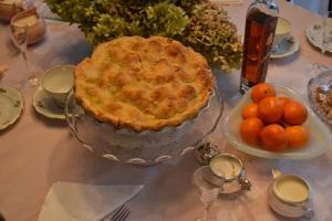 I make a pretty mean apple pie, myself!