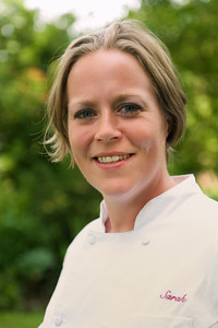 Sarah Gresko, Owner/Chef SweetGrass, Hopewell NJ