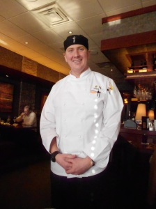 Executive Chef James Petersen, Seasons 52 Princeton