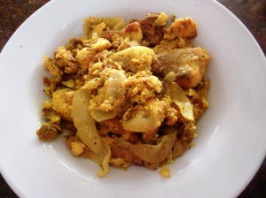 Mauritian Fish Curry