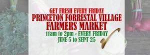 Forrestal Farmers Market
