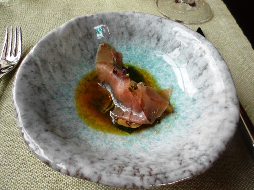 Elements' Fennel with Housemade Prosciutto