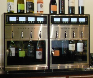 Gary's Wine Tasting Dispenser