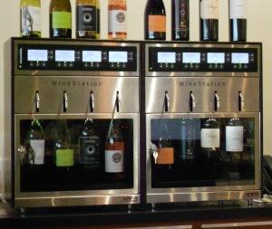 Gary's Wine Tasting Dispenser