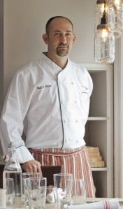 Todd Villani, Terre e Terre (Photo courtesy of the restaurant)