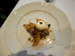 Roasted Apple Hazelnut Cake, Del Posto