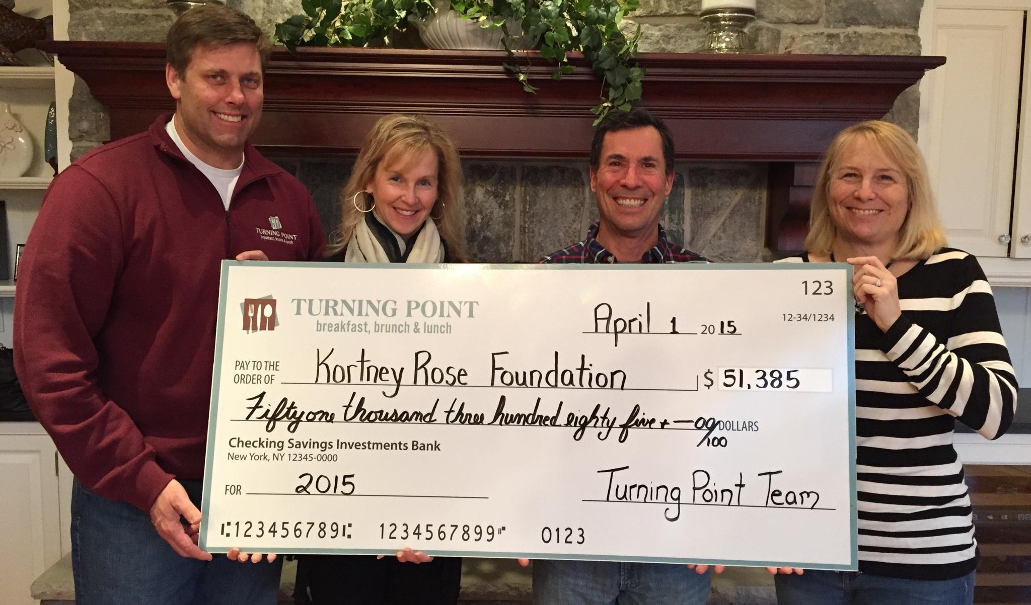 Turning Point Fundraiser