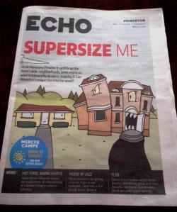 Echo March 2016 Cover