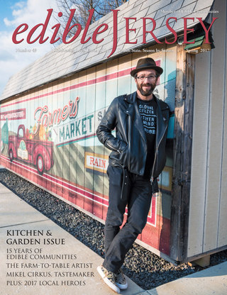 Edible Jersey cover spring 2017